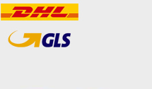 Versamdoptionen: DHL, GLS